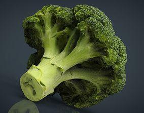 Broccoli 3D model VR / AR ready