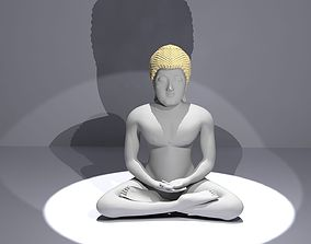Lord buddha 3D printable model