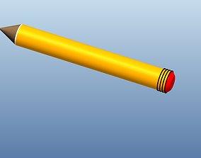 3D print model Pencil