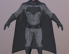 Batman vs Superman 3D asset