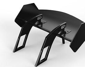 spoiler s5 GT black series 3D
