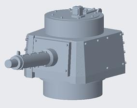 Space Orc Mini Tank Turret Version 2 3D print model