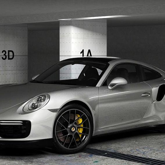Porsche Turbo 2016