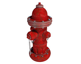 Fire Hydrant 3D