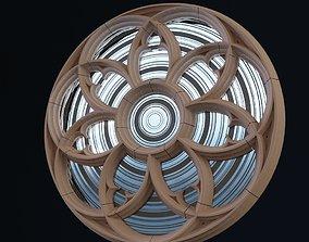 3D printable model Rosace