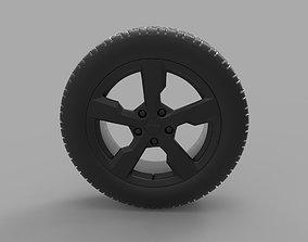 Chevrolet Volt 3D print model