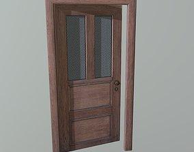 Old Door 3D asset