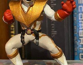 3D print model Ryu Ranger miniature for Power Rangers 3