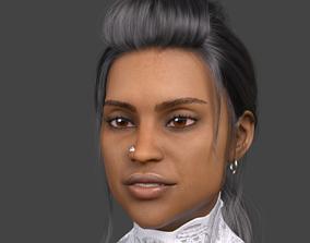 3D model Chayenna For Genesis 8 Female
