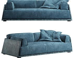 HARD SOFT SLIM sofa 3D model