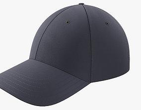 3D asset realtime Baseball Cap