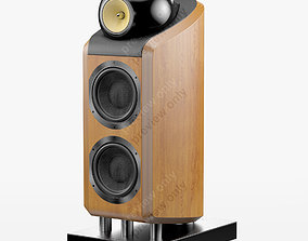 Bowers and Wilkins 800 D2 Cherrywood 3D