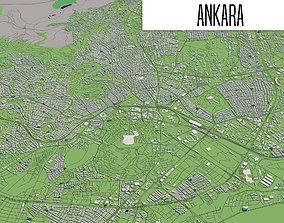 3D model Ankara