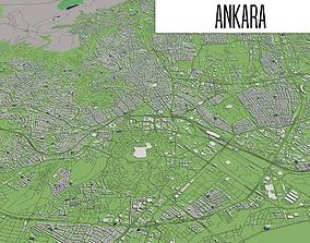 Ankara 3D model