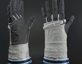 3D model Sokol KV1 space gloves