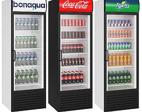 3D model Refrigerators