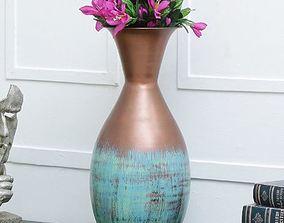 3D model Round Flower Vase