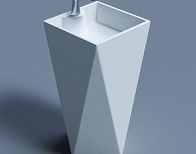 3D model Diamond Basin