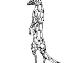 Meerkat Model sculptures