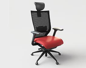 t50 - 10th - task chair - by Sidiz 3D