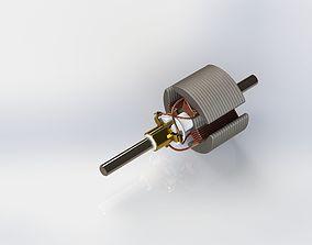 Motor Rotor 3D model