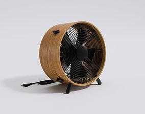 Modern Fan 3D model