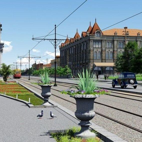 3D Historical Reconstruction
