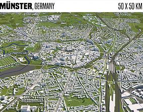 3D model Muenster Germany