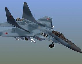 Mig29K Fulcrum 3D model