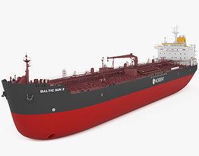 3D model Oil Chemical Tanker BALTIC SUN II