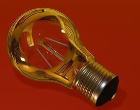 3D model Incadascent Bulb