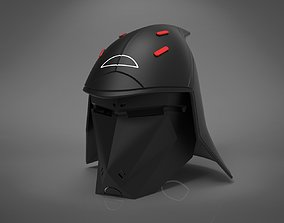 Helmet Seventh Sister Star Wars diy 3D print model