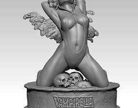 3D printable model Vampirella - Princess of Darkness