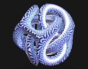 3D printable model Tatebau mathematical-art