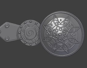 Buckle from Assassins Creed Brotherhood 3D print model