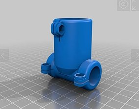 3D print model Connector pipes for Tarot Landing Gear