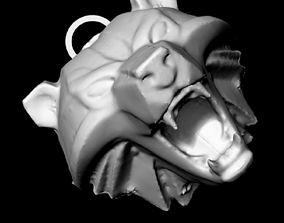 Bear Ursine Medallion The Witcher 3 3D print model