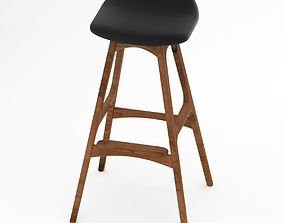 Erik Buck Bar Stool 3D