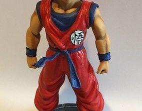 Goku 3D Printing Miniature