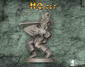 HQ Elf 3D printable model