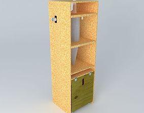 Dust Collector ShopNotes 2 13 vrs 2 3D model