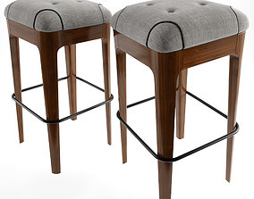 3D model Webby Porada stool