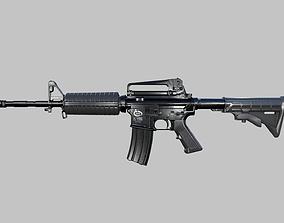 M4A1 Rifle colt 3D model