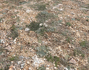 3D model Ground terrain PBR pack 1