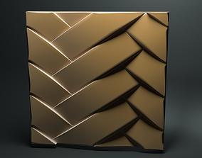 3d panel Braid
