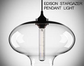 Edison Stargazer Pendant Light 3D