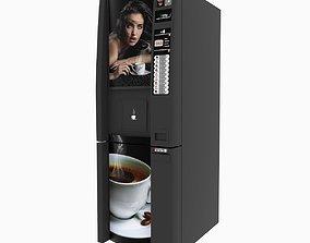 Coffee Vending Machine 3D