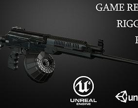 RPK-16 Machinegun 3D asset