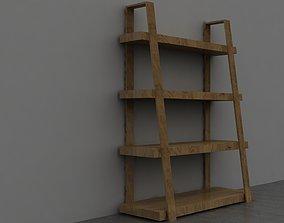 3D information bookshelf