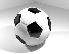 Sport Ball - Soccer 3D model